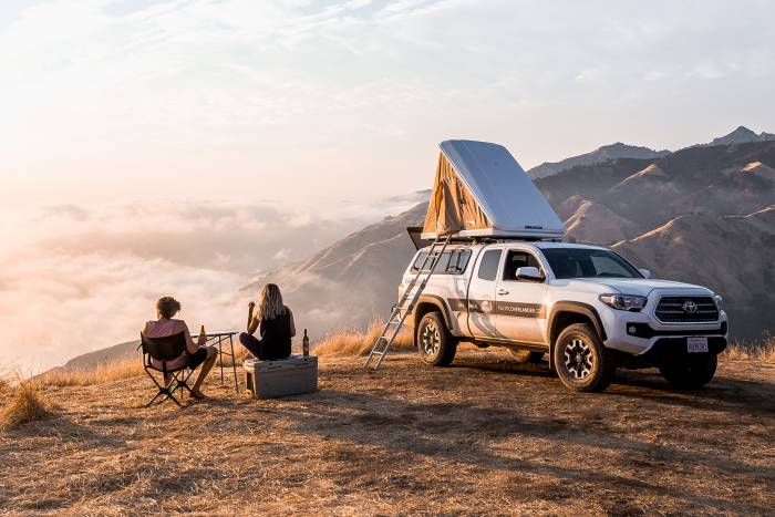 Try Overlanding Out West Without Buying A Thing Gearjunkie