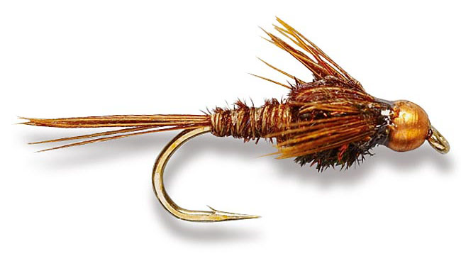bead head pheasant spring fly fishing