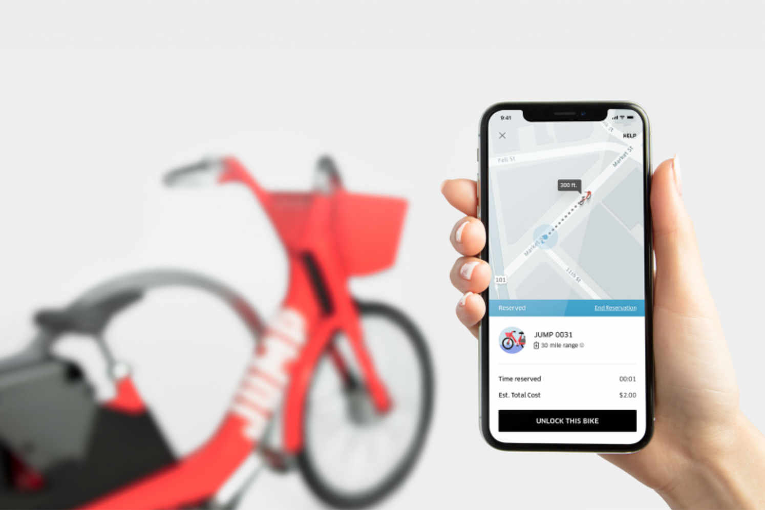 You Can Now Uber A Bike Gearjunkie