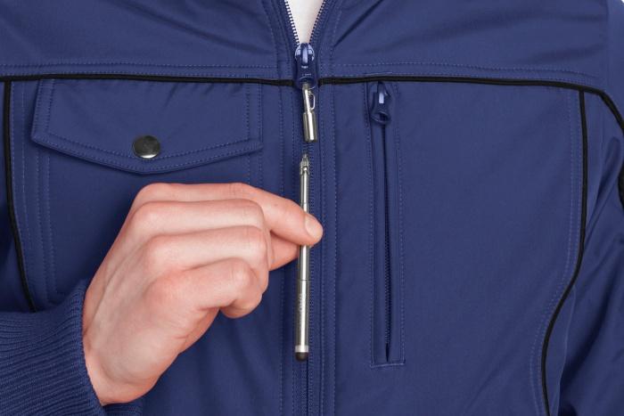 baubax 2.0 zipper pen