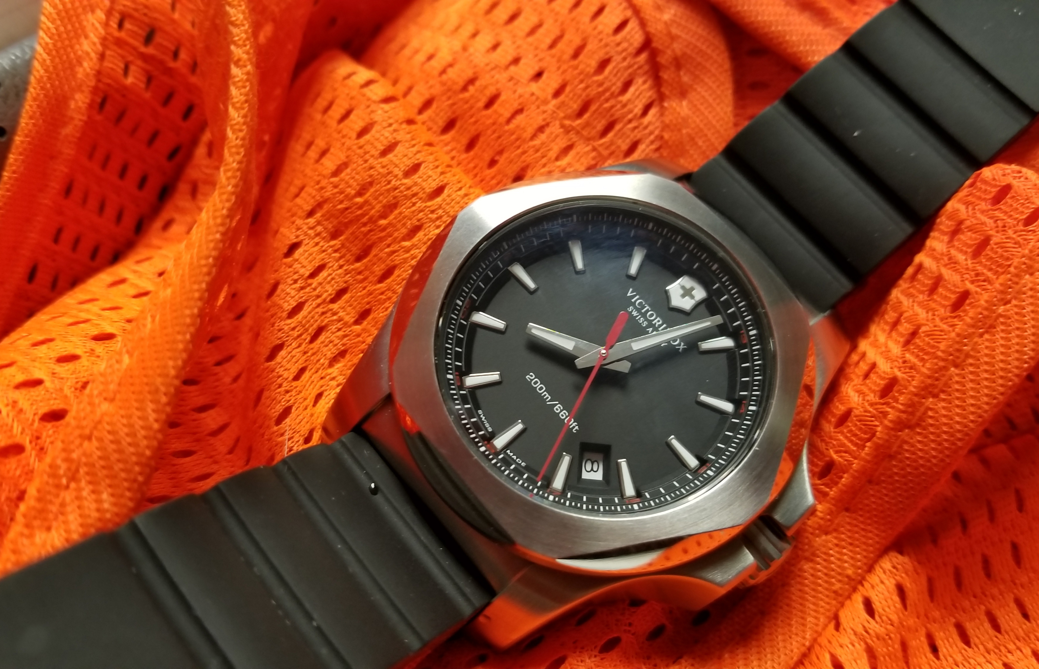 Victorinox INOX Watch Review
