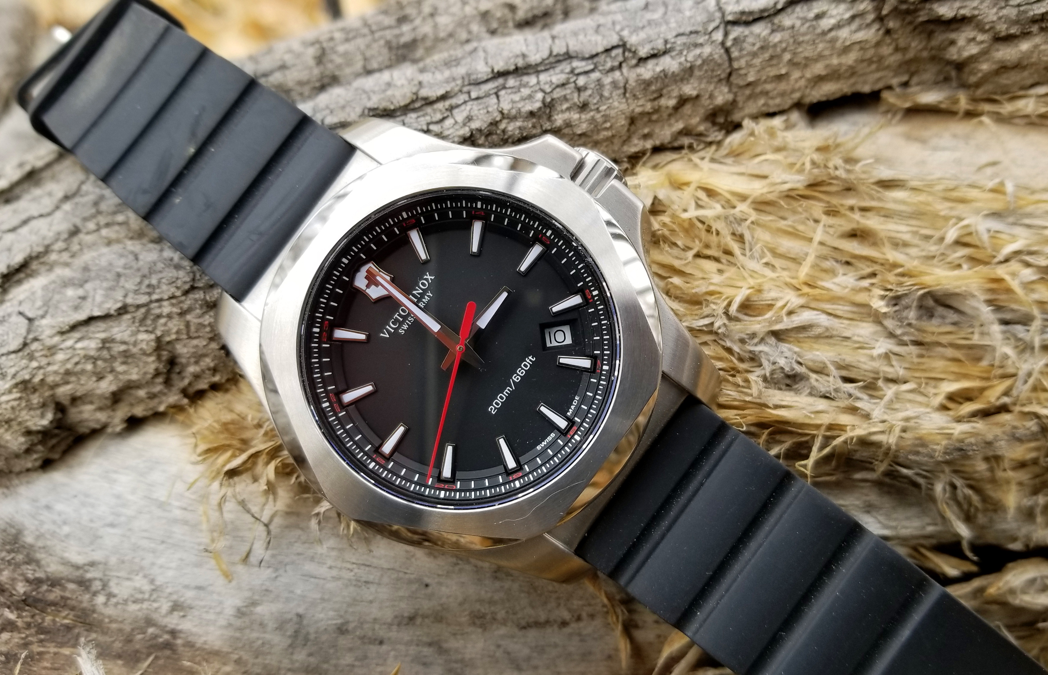 Victorinox inox watch review daily wear adventure tested gearjunkie for Adventure watches
