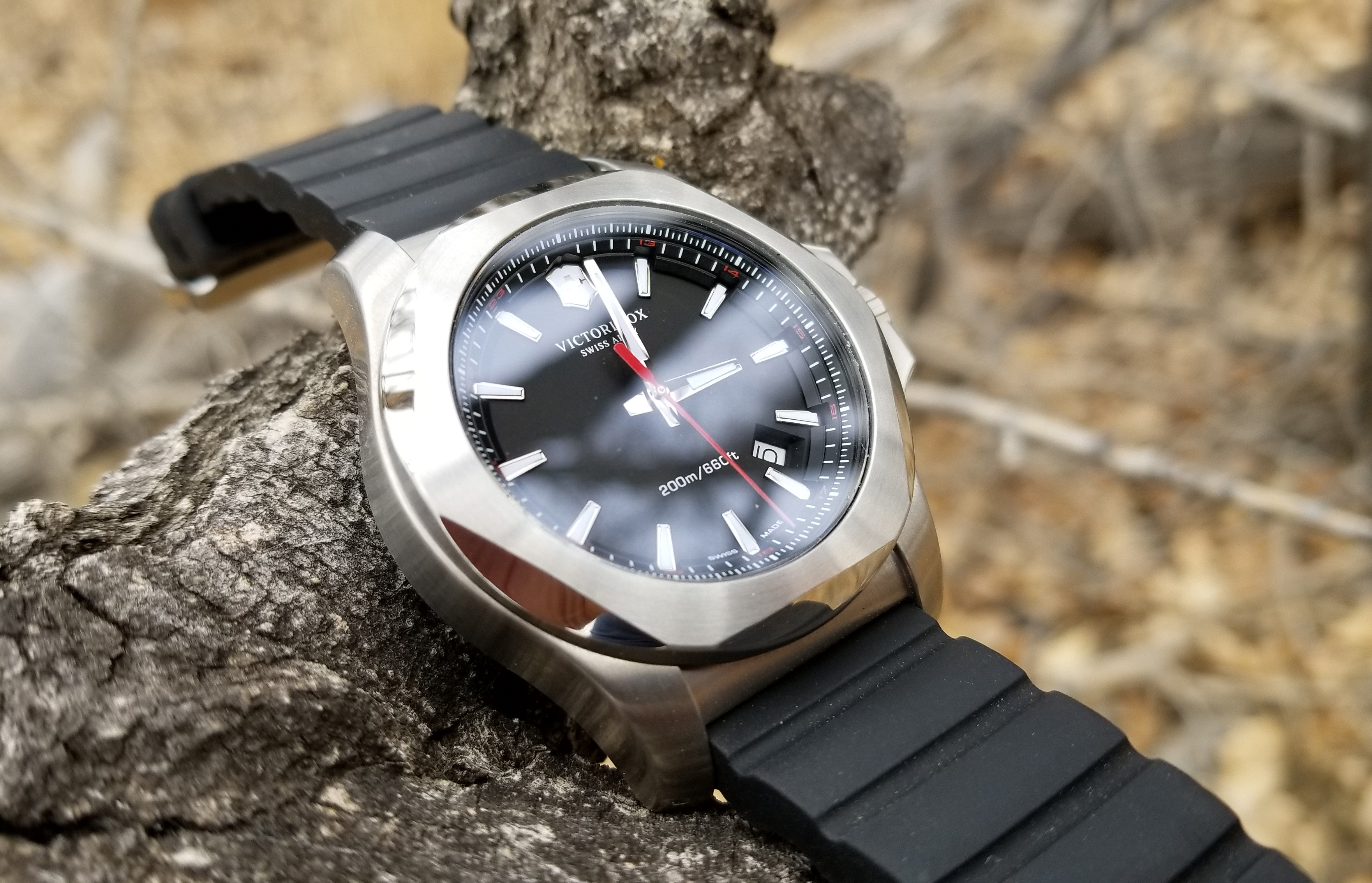 watches wired led inox victor review night photo vision watch victorinox