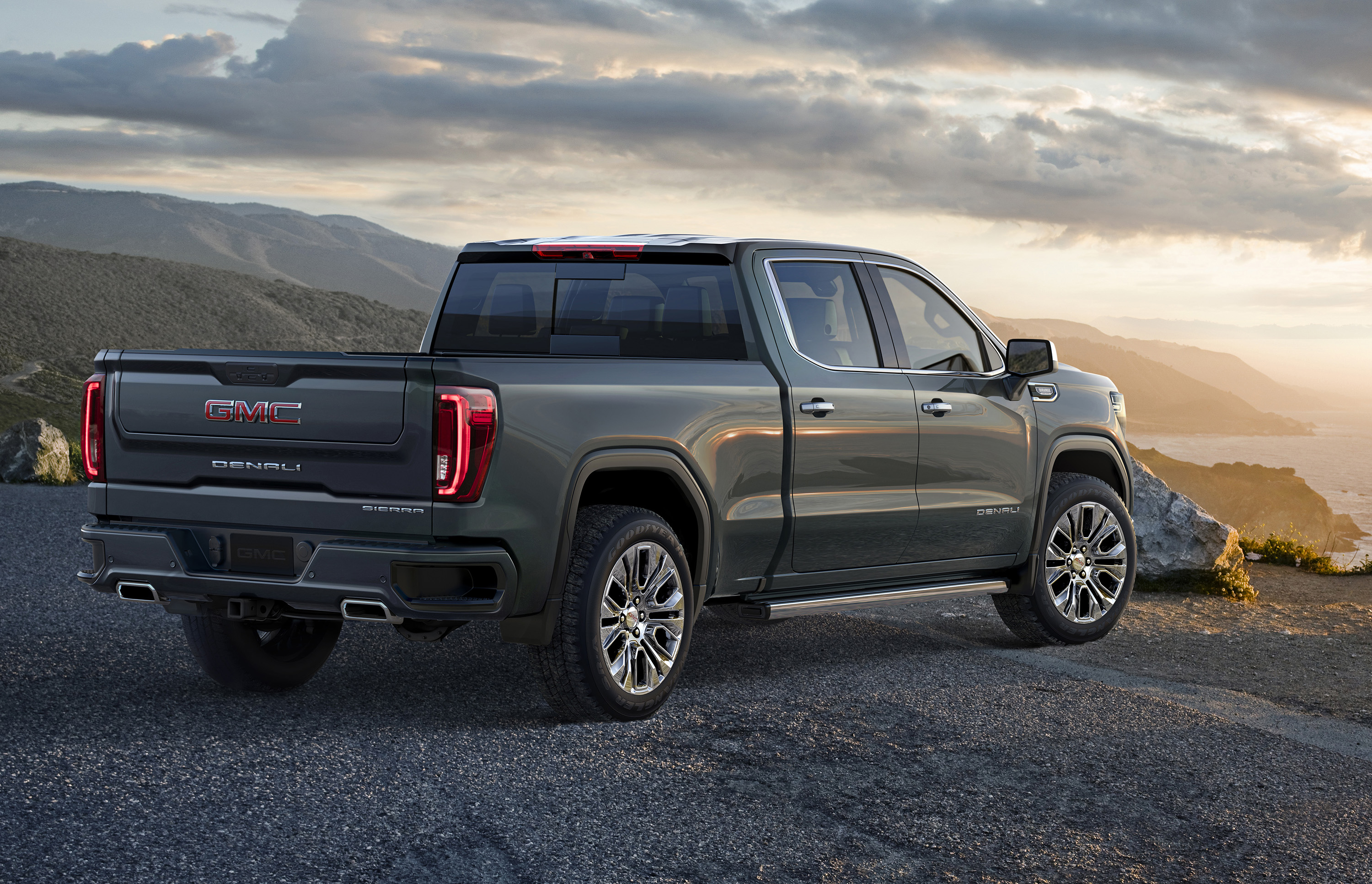 2019 Gmc Sierra 1500 Tailgate Of The Future Gearjunkie