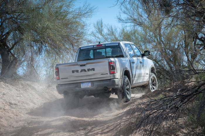 2019 dodge ram 1500 off road