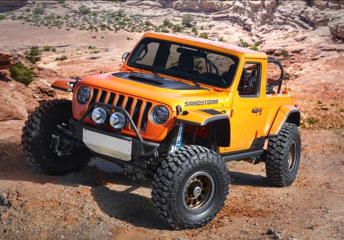 Jeep Sandstorm
