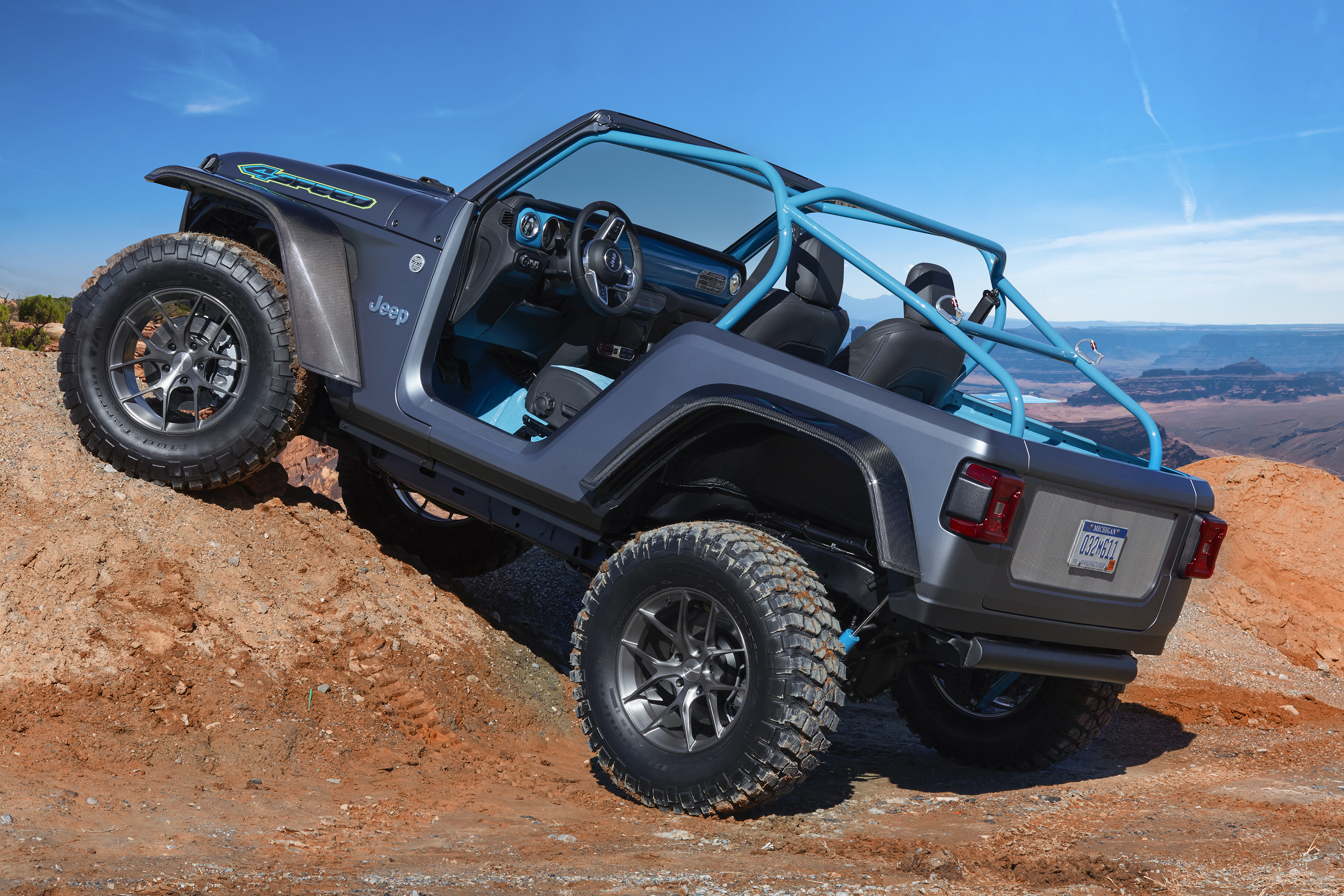 Jeep Teases 7 'Easter Safari' Concepts for 2018 | GearJunkie