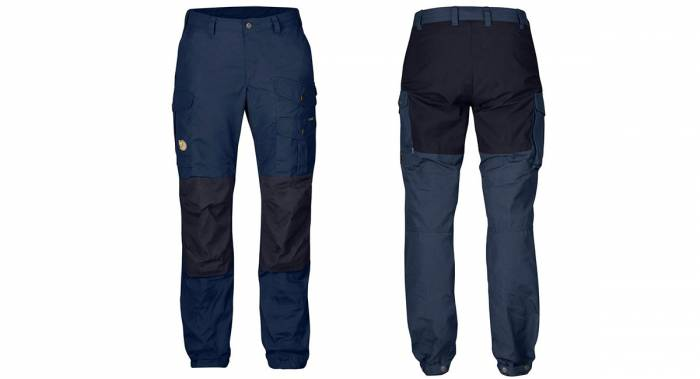 Fjällräven Vidda Pro Pants - Rugged trekking pants with reinforced seat and cargo pockets