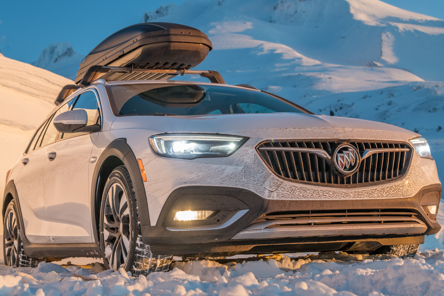 2018 Buick Regal Tourx Review King Of The Mountain Town Gearjunkie