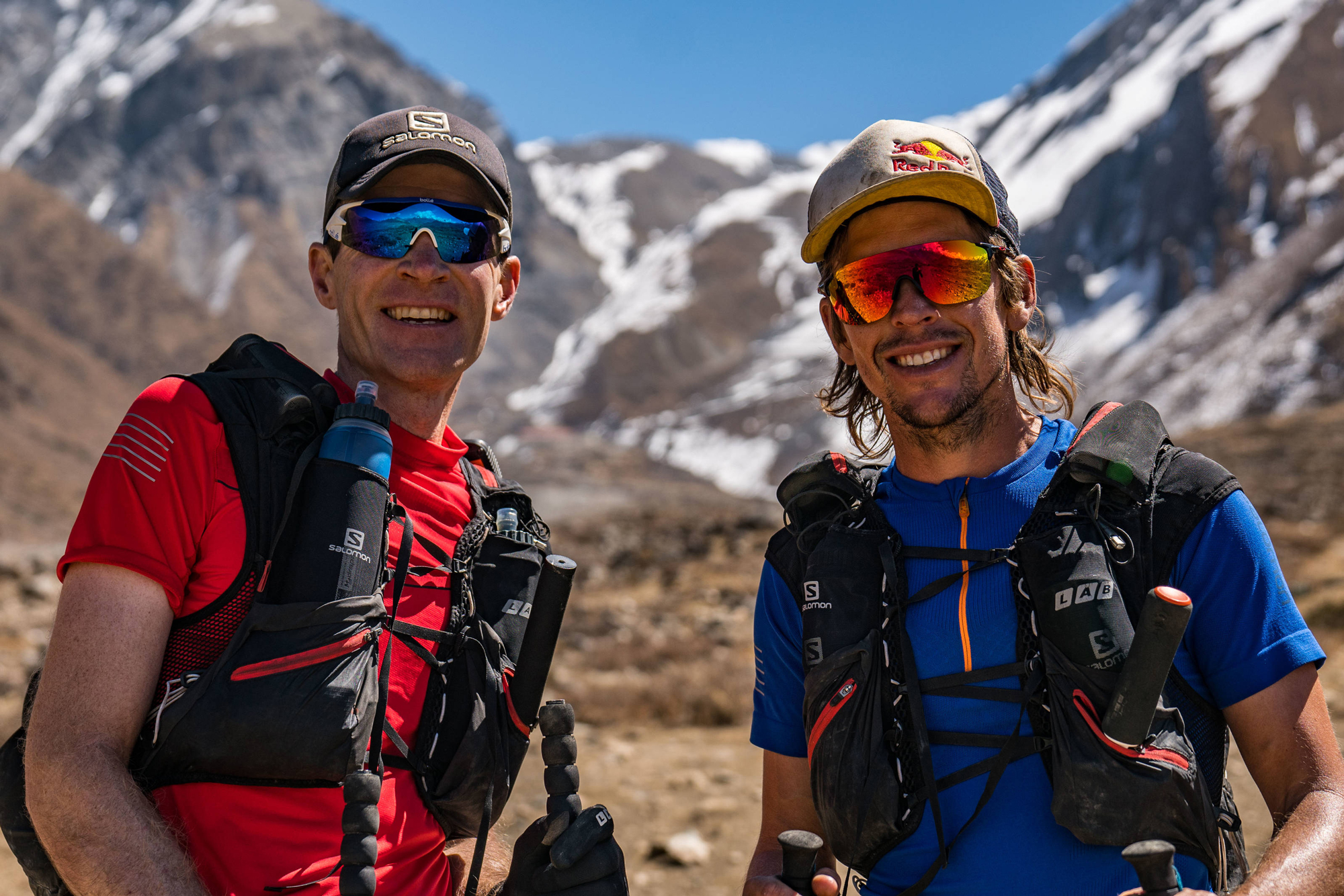 Great Himalayan Trail FKT