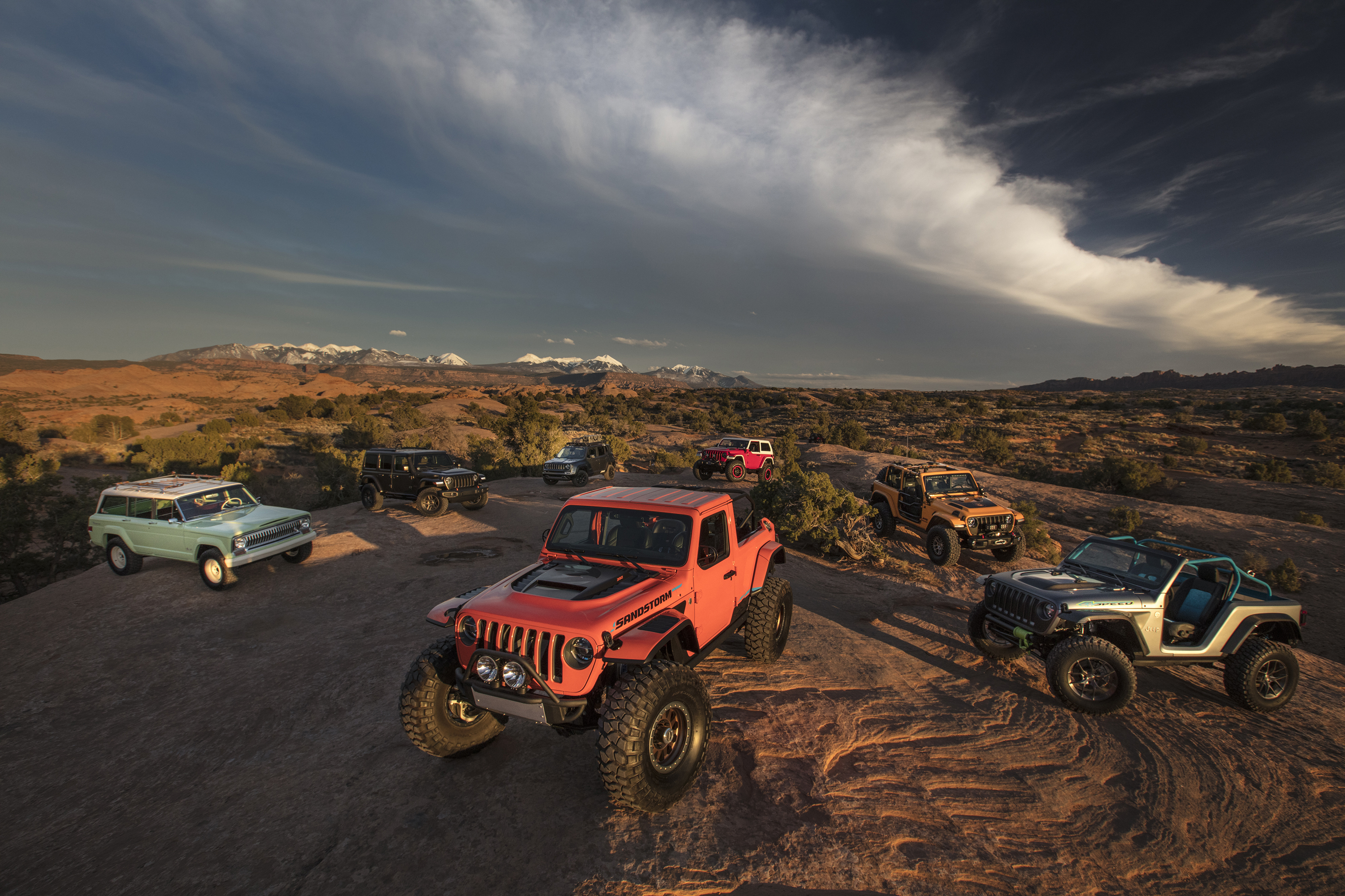 Easter Jeep Safari Concepts 2018