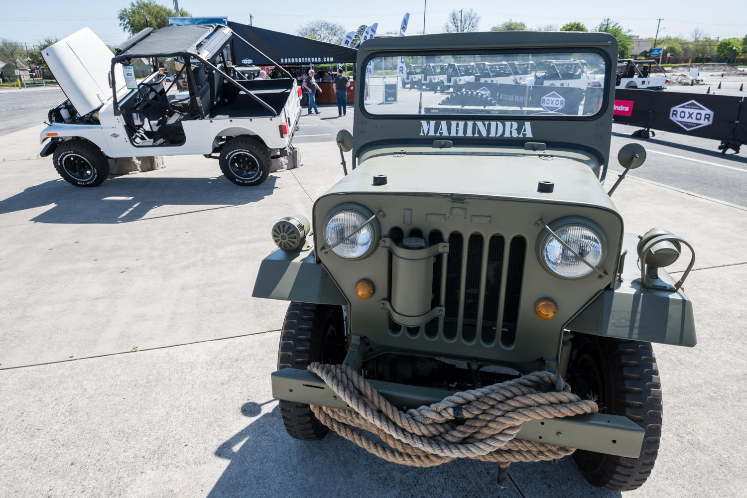 Willys Reborn: Off-Road-Only 4×4 Reinvents The Classic