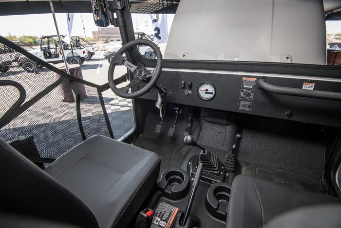 jeep Mahindra Offorad ROXOR interior