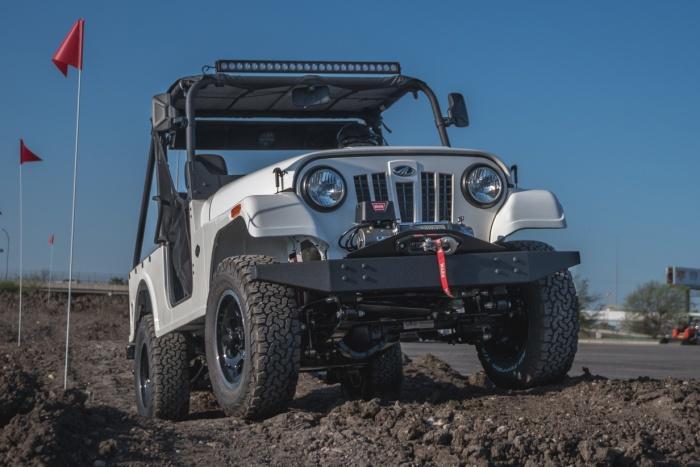 jeep Mahindra Offorad ROXOR
