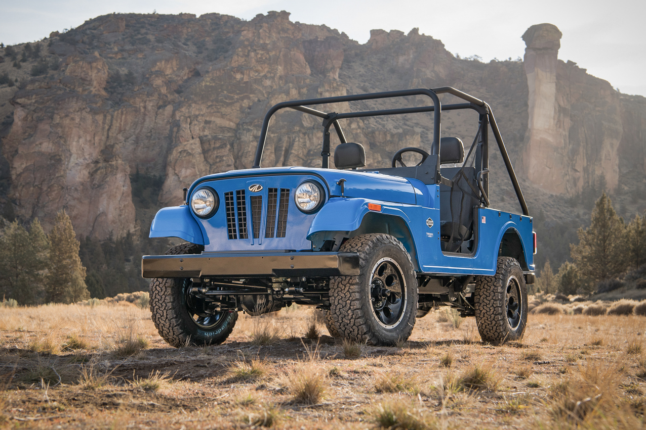 Willys Reborn Off Road Only 4x4 Reinvents The Classic