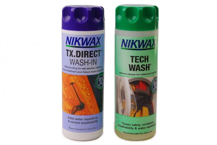 Nikwax cleaner
