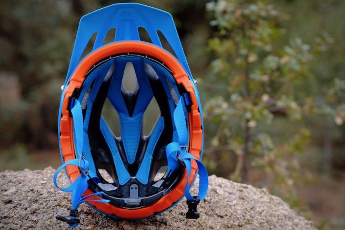 Rudy Project 'Protera' mountain bike helmet review