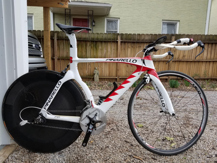 Pinarello-Graal-TT time trial racing bicycle