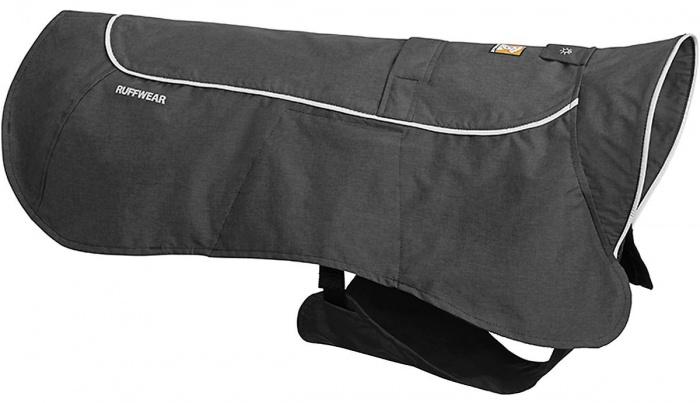 Ruffwear AIra Dog Rain Jacket Black