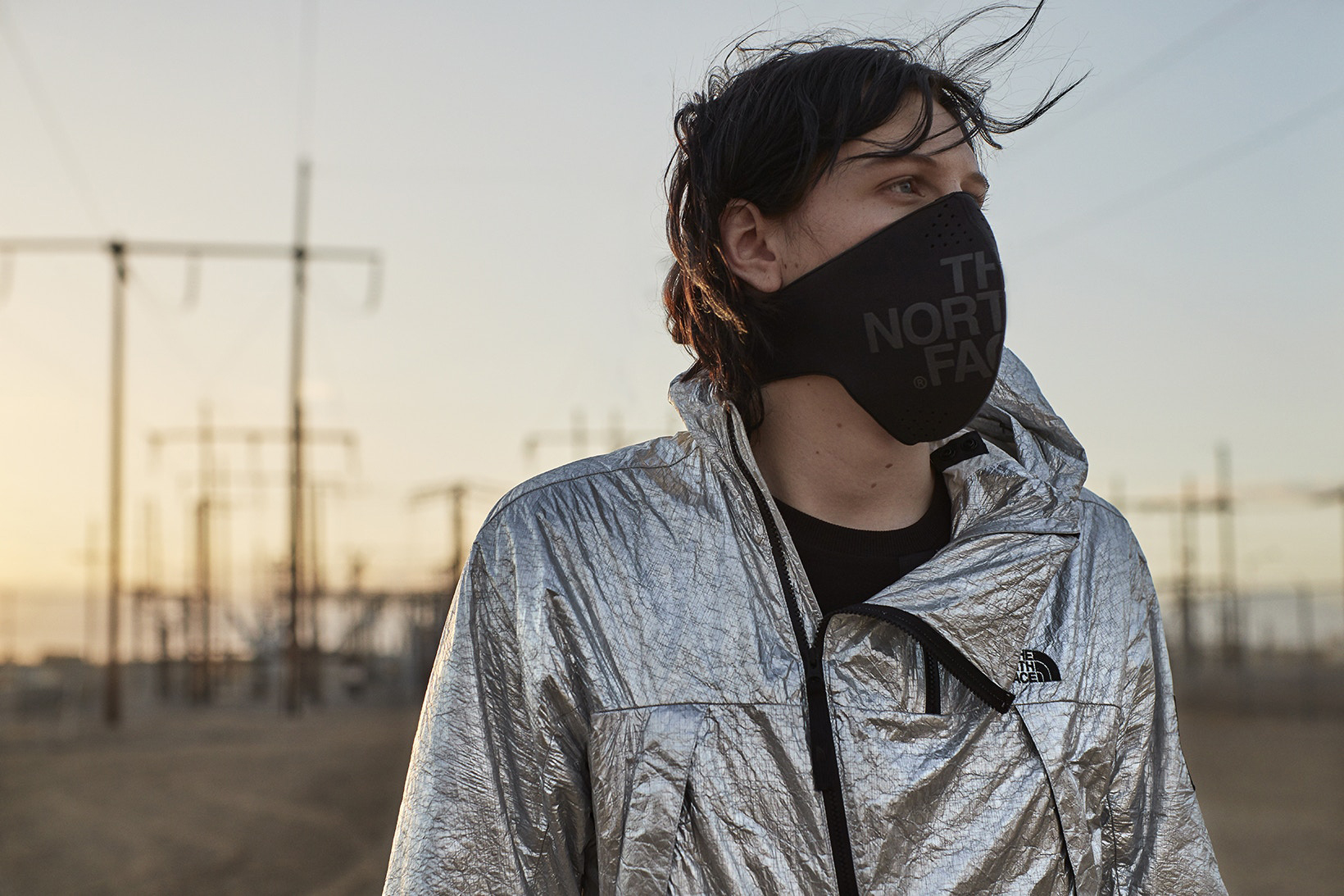 8e95f42a2c Wrap Yourself in  Aluminum  Tyvek From The North Face