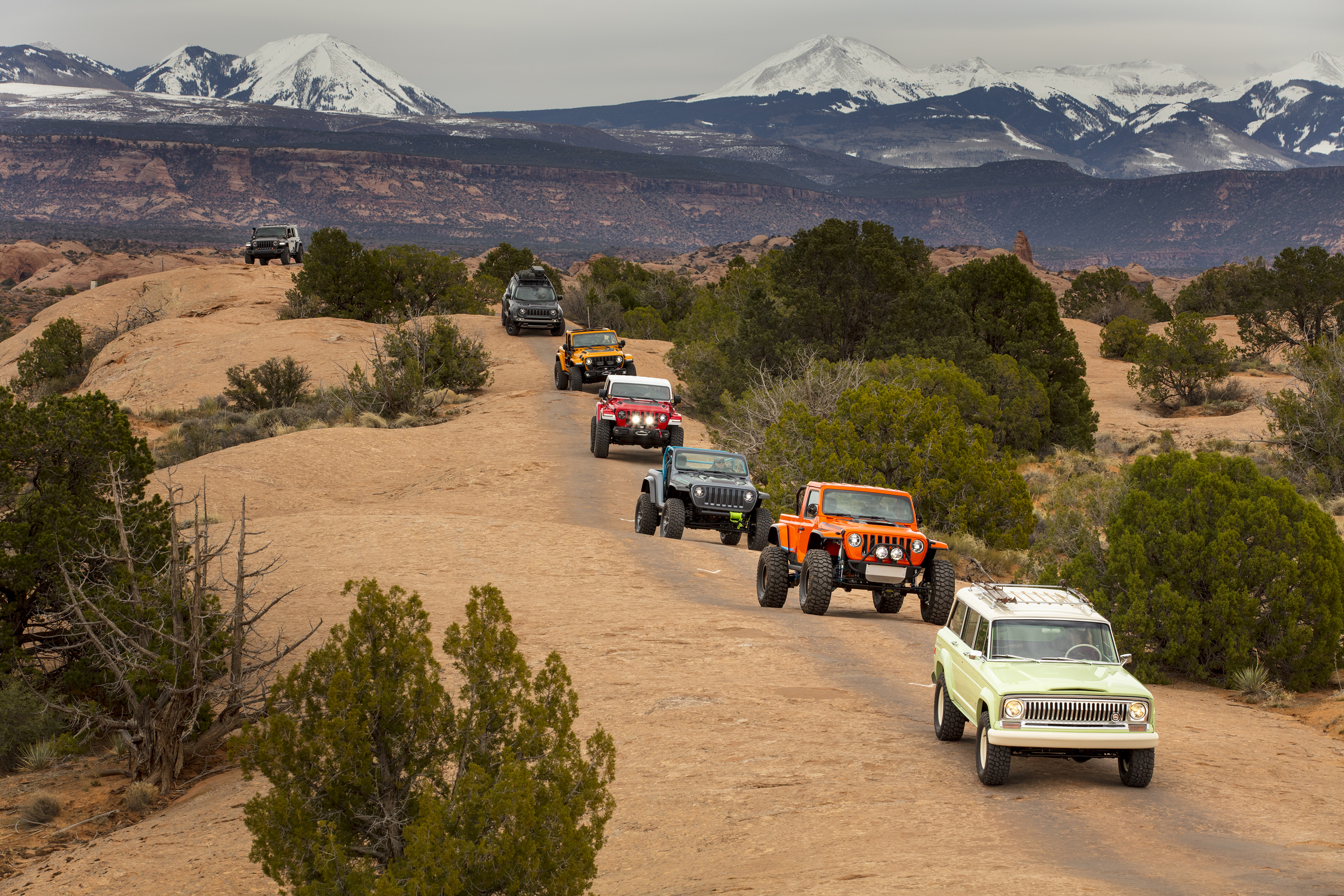 Best Concepts From Easter Jeep Safari We Pick Two Gearjunkie