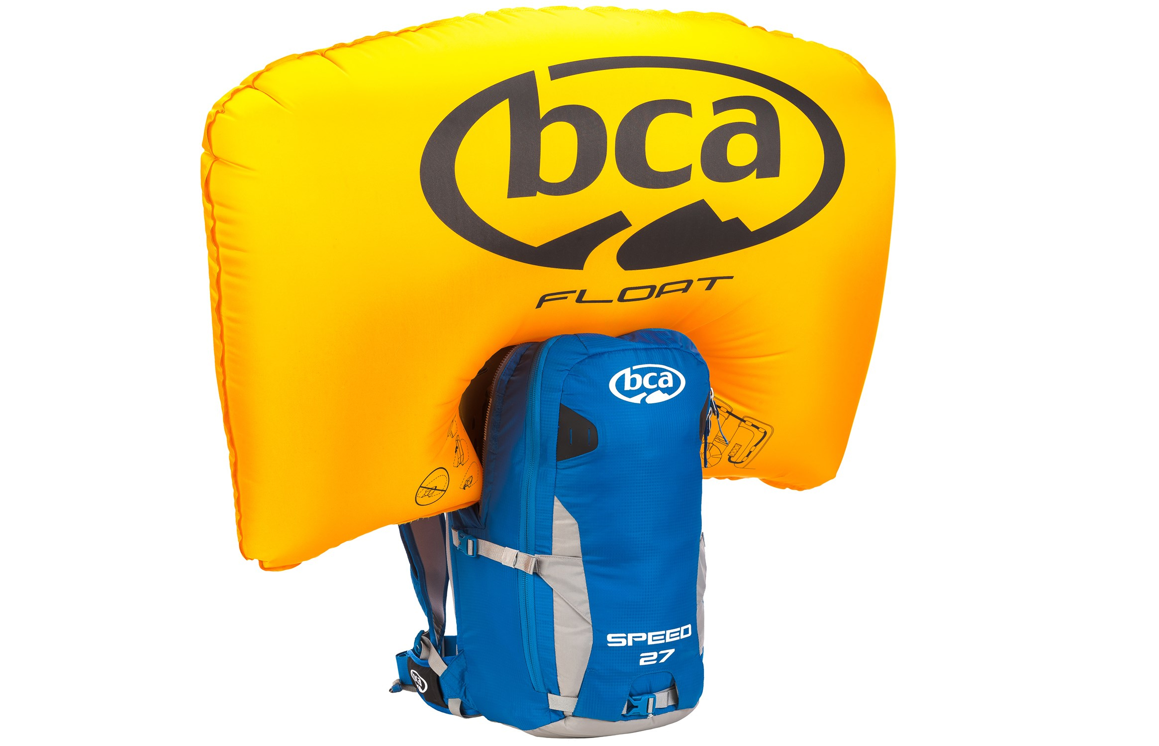 BCA Speed 27 airbag