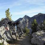 continental divde trail by bike CDT