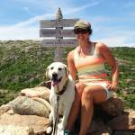 Gear for Hiking with a Dog - Mallory Paige and Baylor the Dog
