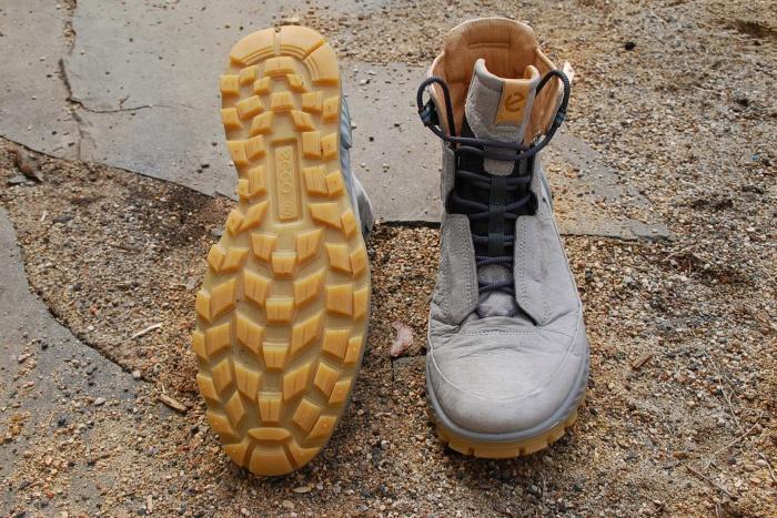 ecco exostrike dyneema hiking boot
