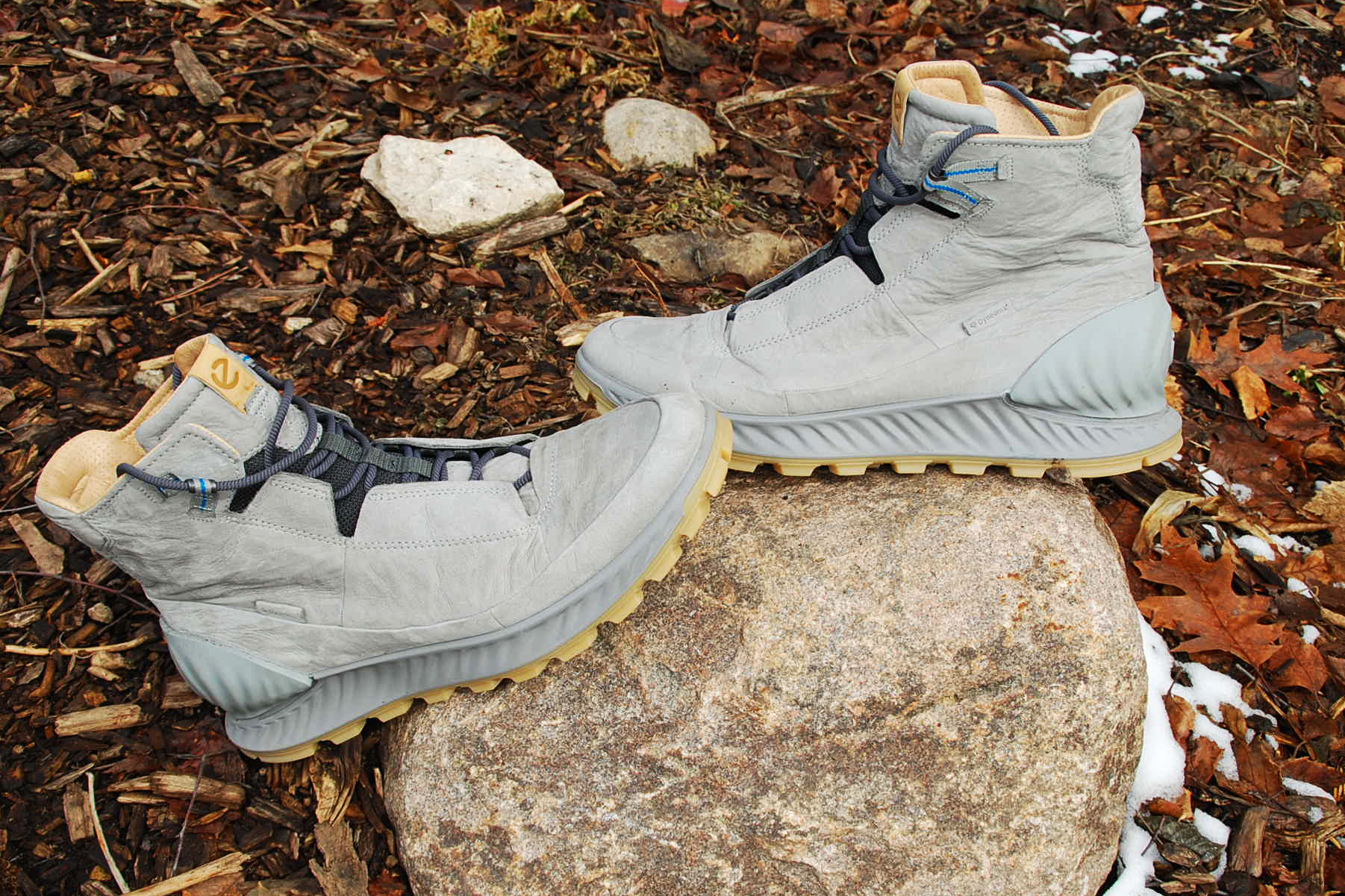 Strongest Boot Ever? Dyneema Leather