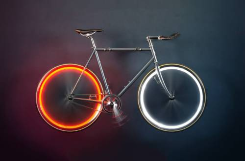 Arara bike light