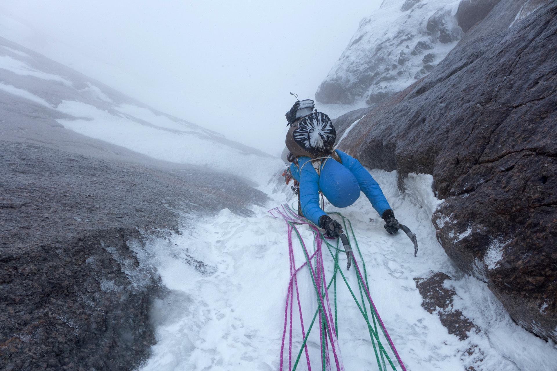 ice climbing canada