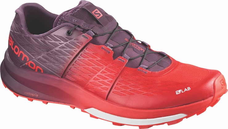 Salomon S/lab ultra trail running shoe