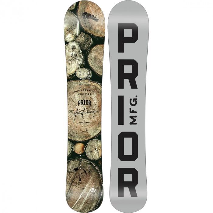 prior khyber snowboard