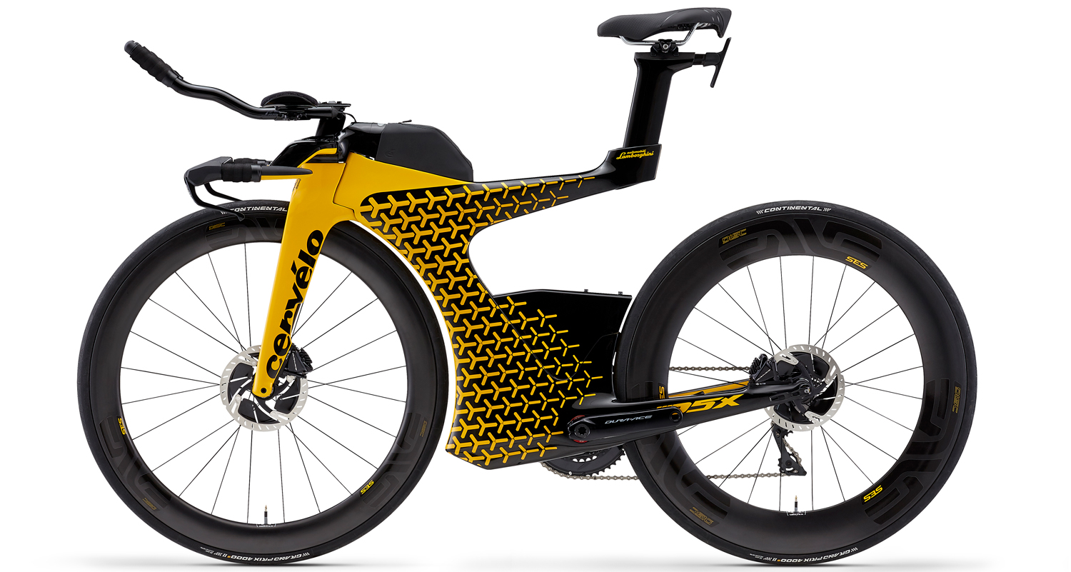Lamborghini, Cervélo Unveil $20,000 \u0027Super Bike\u0027