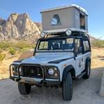 land rover overland rental