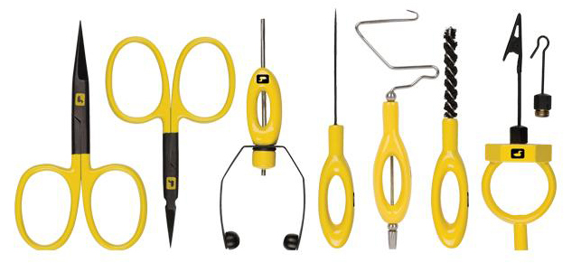 loon outdoors fly tying kit