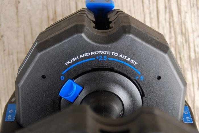 micro-adjuster
