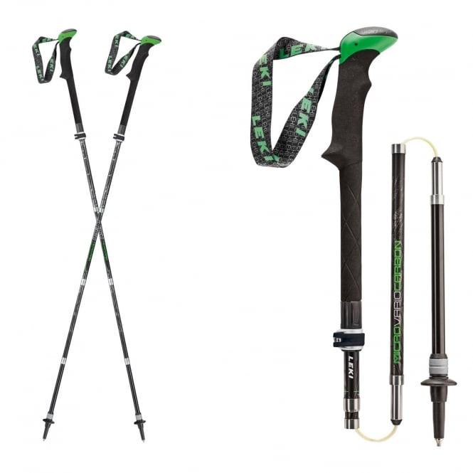 Leki Micro Vario Carbon DSS trekking poles