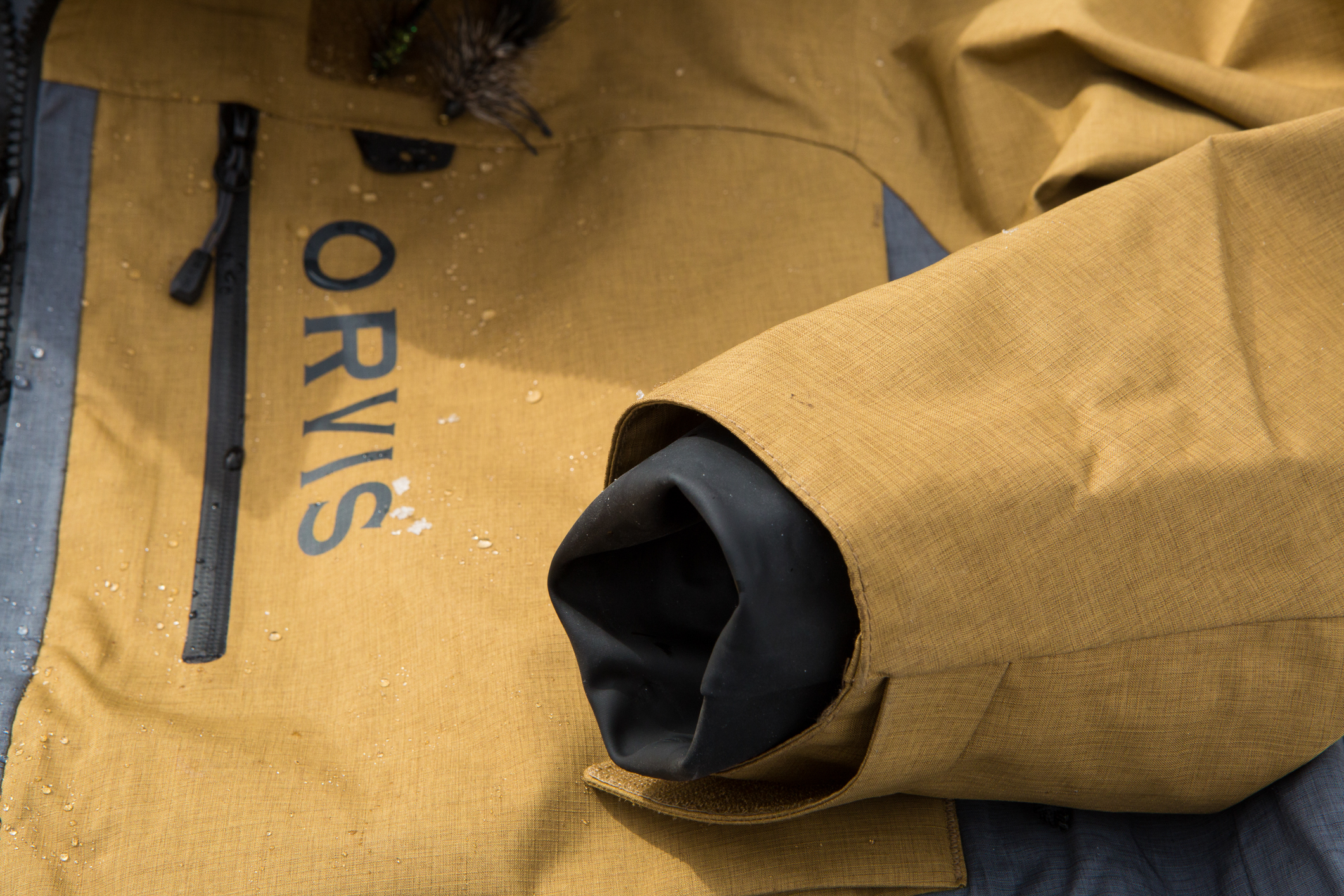 Orvis Pro Wading Jacket Review