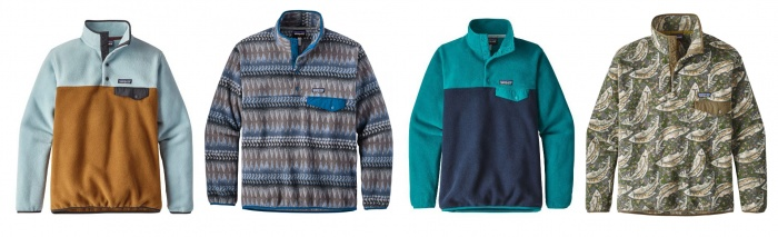 Patagonia synchilla snap t fleece sale
