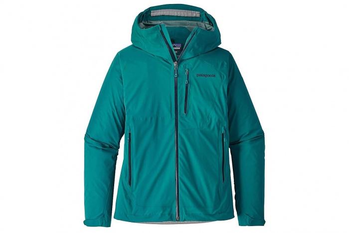 patagonia waterproof rain jacket
