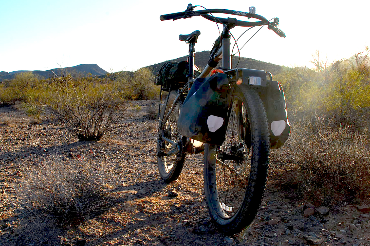 REI's 'Unimog' for Bikepacking: ADV 4 2 Bicycle Review