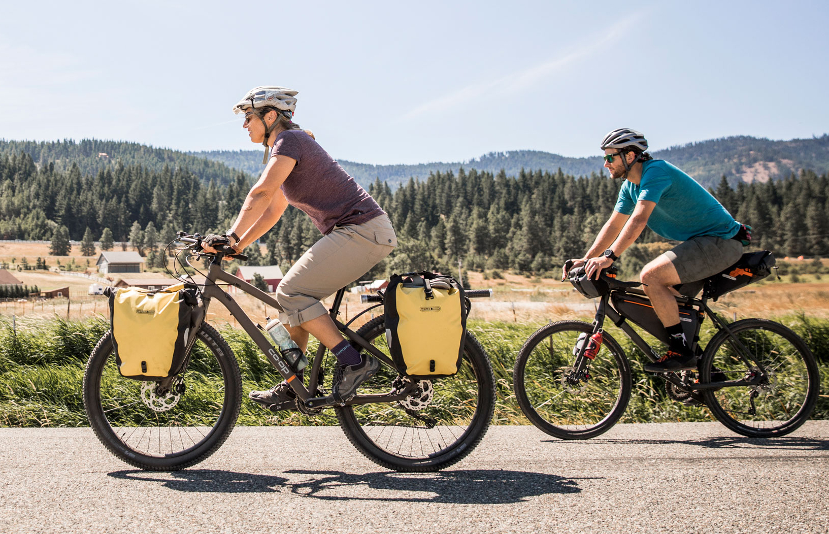 REI's 'Unimog' for Bikepacking: ADV 4 2 Bicycle Review | GearJunkie