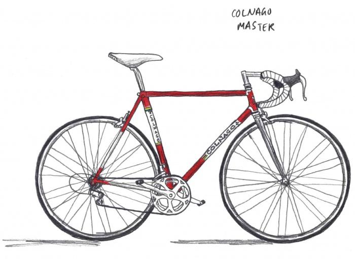 Colnago Master road bike