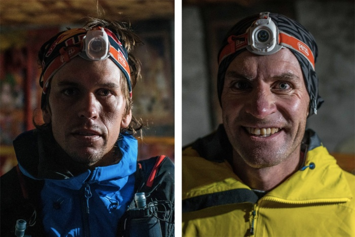 Ryan Sandes and Ryno Griesel Great Himalaya Trail (GHT) FKT