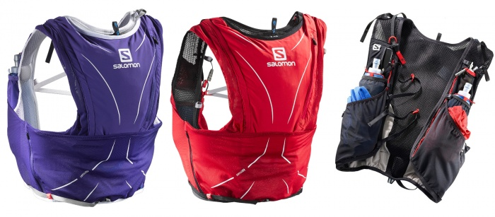 Salomon vest sale