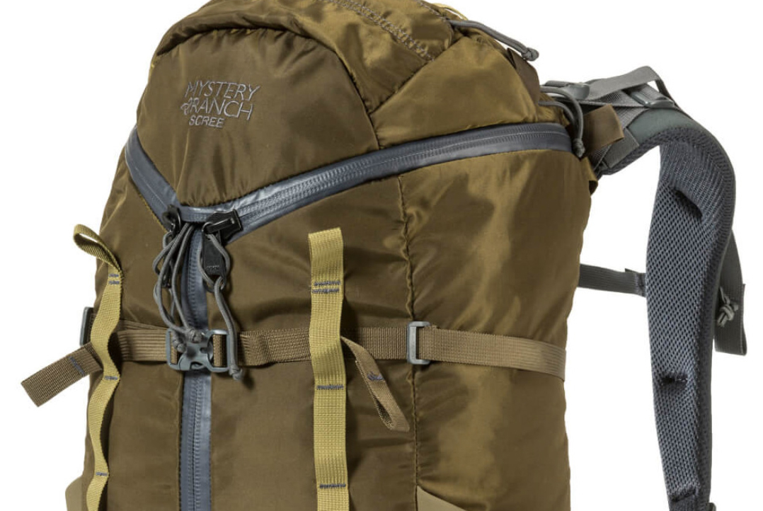 scree pack mystery ranch daypack