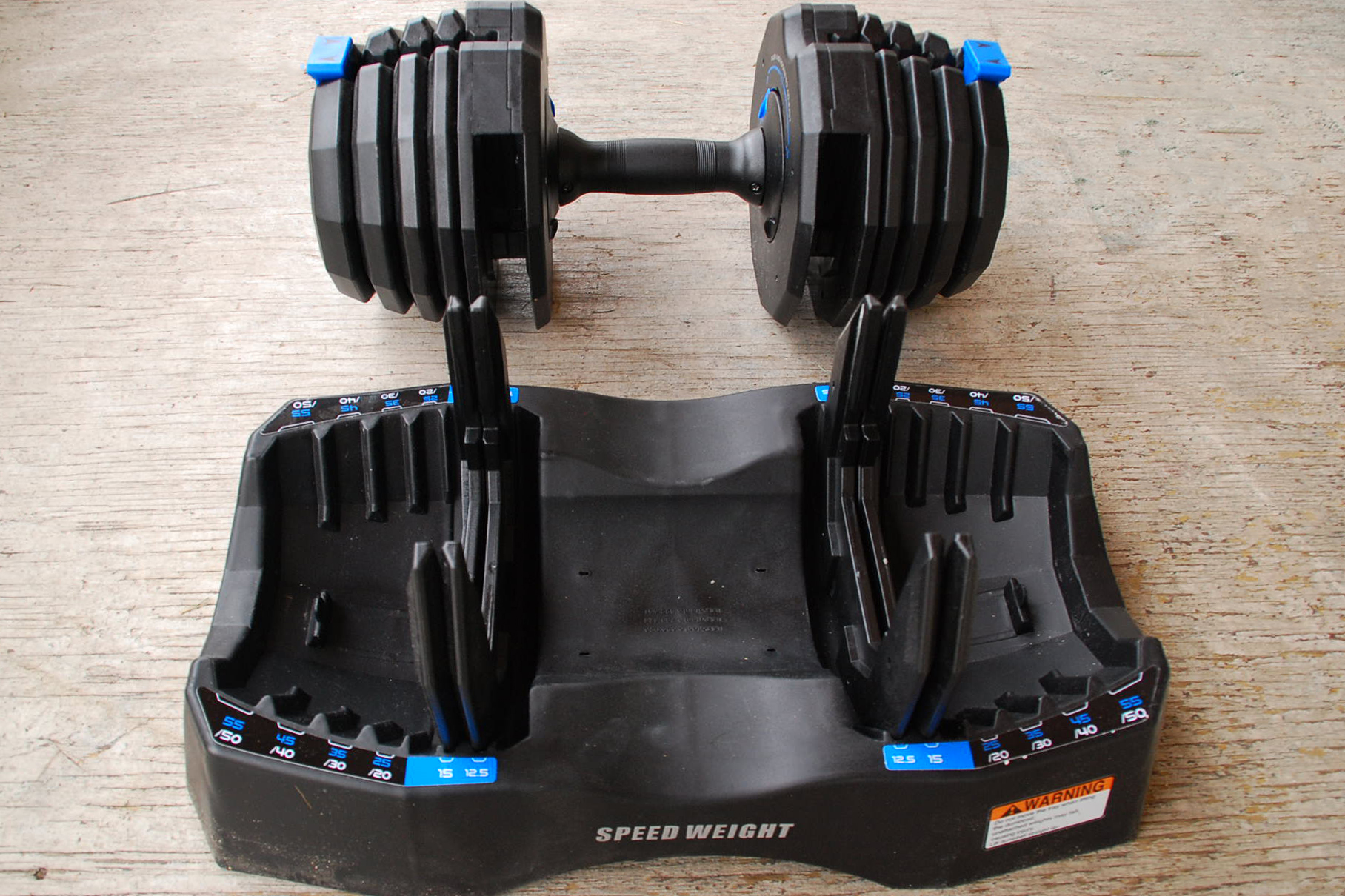 1b108a10099 NordicTrack Does Dumbbells  Select-A-Weight Review