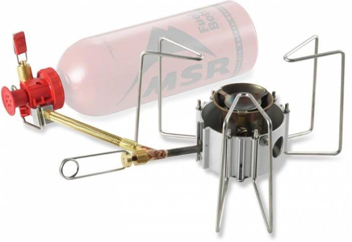 MSR DragonFly Liquid Fuel Backpacking Stove